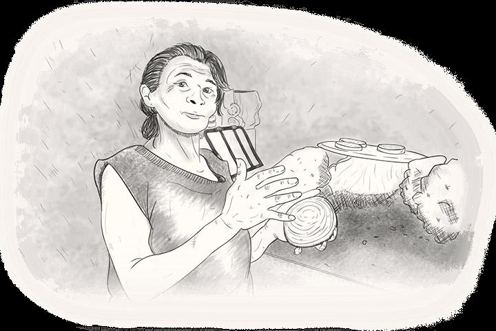Historia de la arepa colombiana con Doñarepa