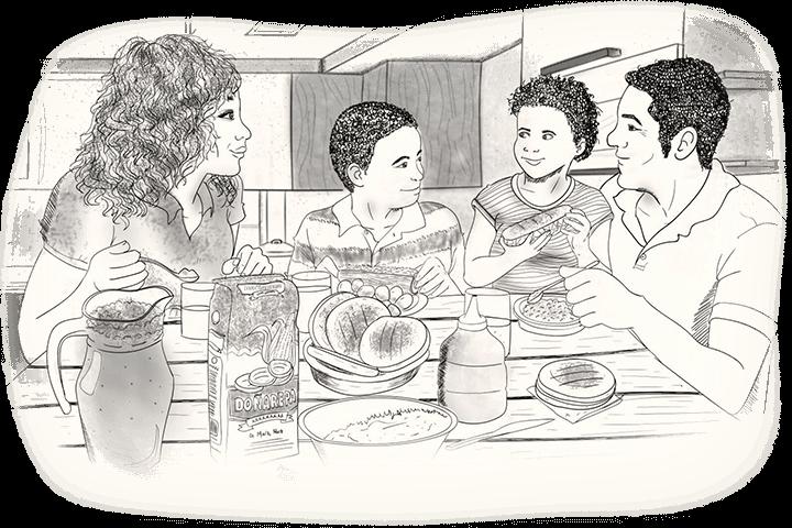 Historia de la arepa en la cocina tradicional con Doñarepa