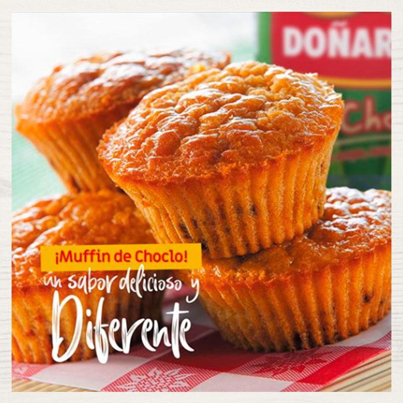 Muffin de Choclo