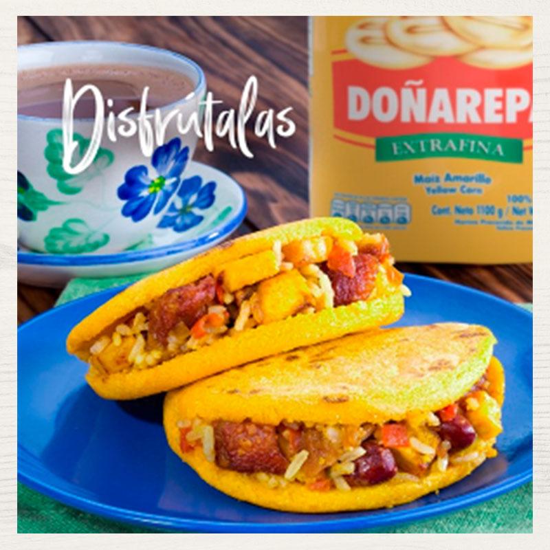 Disfrutalas Doñarepa extrafina